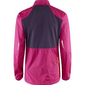 Haglöfs Shield Jacket Dam volcanic pink/acai b